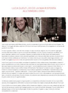 articolo Dal Milanese - La buona Tavola